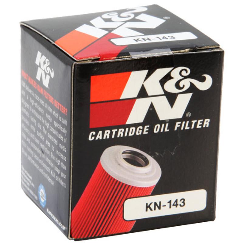 K&N маслен филтър KN143 thumb