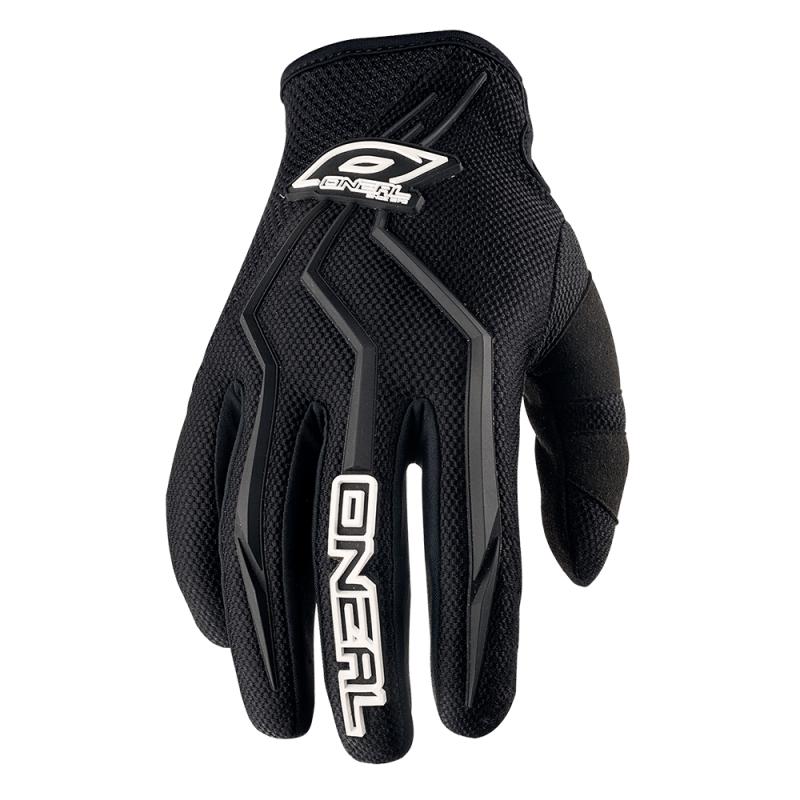 Мотокрос ръкавици O'NEAL ELEMENT BLACK