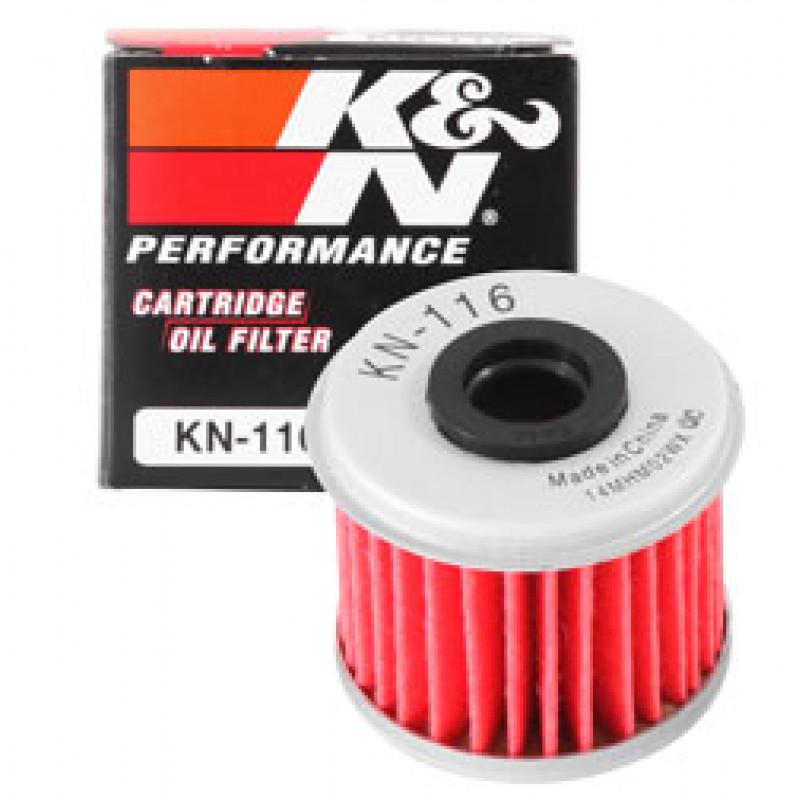 Маслен филтър K&N KN116 thumb
