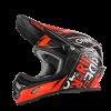 Мотокрос каска O'NEAL 3SERIES FUEL BLACK/RED thumb