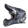 Мотокрос каска O'NEAL 3SERIES FREERIDER BLACK/GRAY thumb