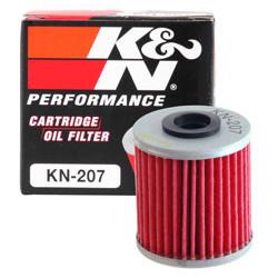 K&N маслен филтър KN-207