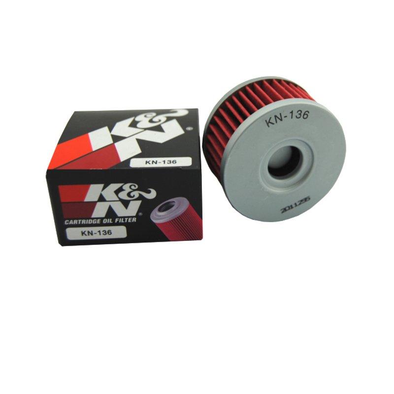 K&N маслен филтър KN-136 thumb