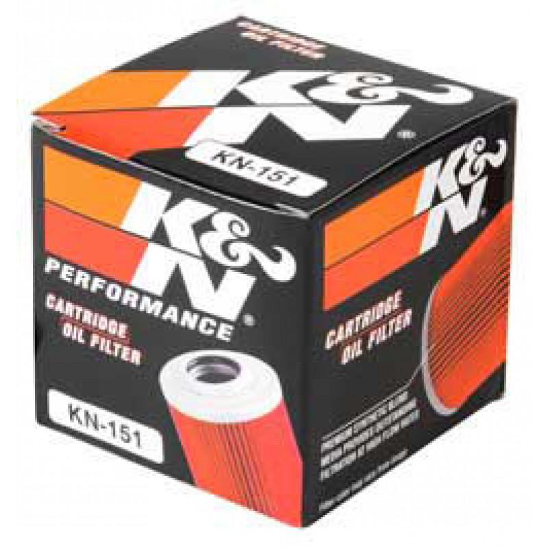 Маслен филтър K&N KN151 thumb