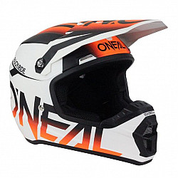 Крос каска O'NEAL BLOCKER 5 SERIES BLACK/ORANGE