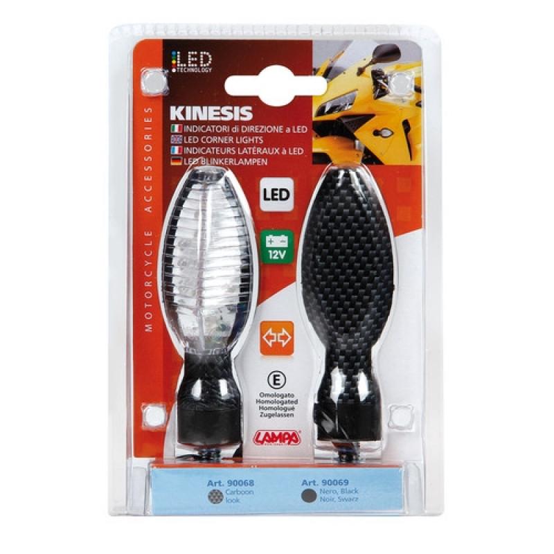 LED мигачи KINESIS CARBON - 90068 thumb