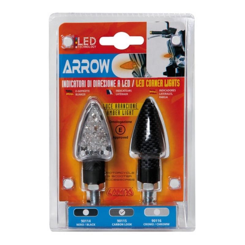 LED мигачи AROW2 CARBON – 90115 thumb