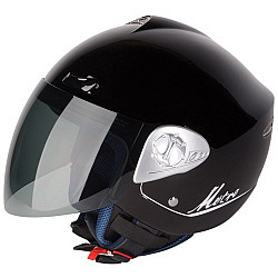 Каска за скутер Gmac metro black