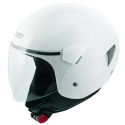 Каска за скутер MICRA WHITE