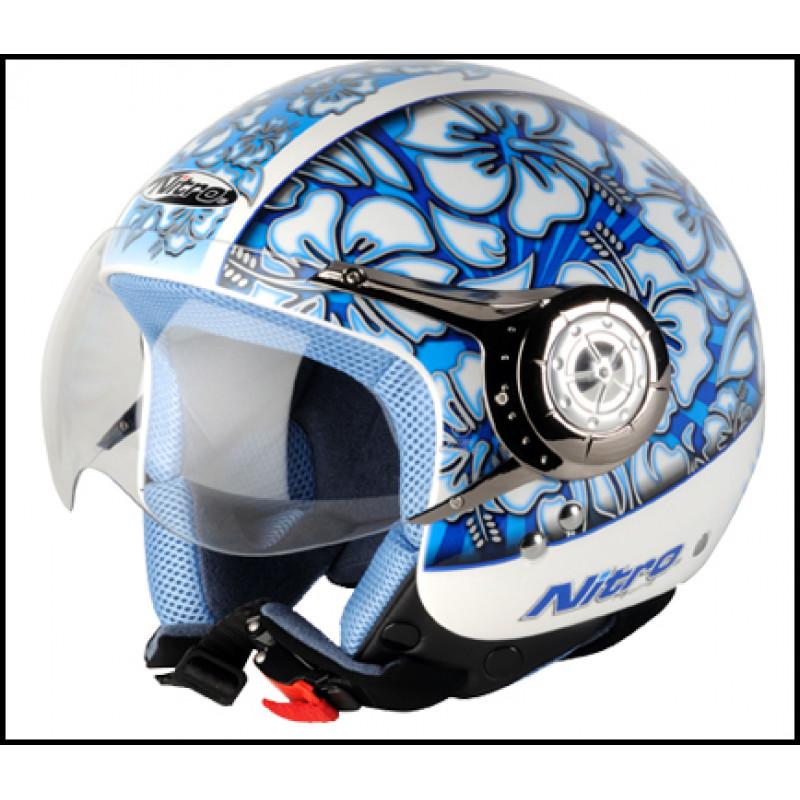 Каска X549-AV HAWAII blue