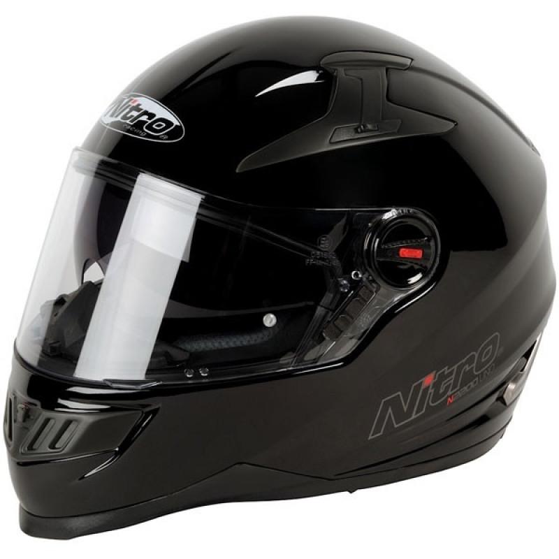 Каска NITRO N2200 DVS BLACK thumb