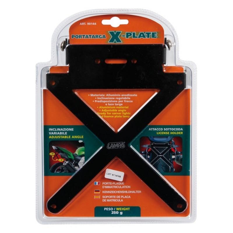 Стойка за номер – X-plate 90144 thumb