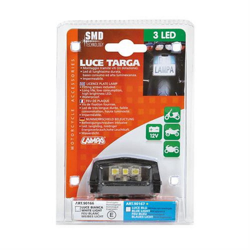 LED-Осветител за номер 90166 thumb