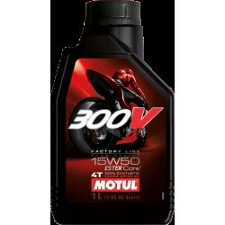 MOTUL 300V 4T 15W-50 - 1 литър