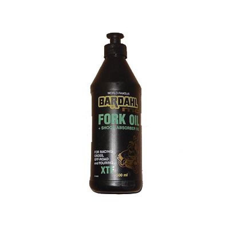 Bardahl - Fork Oil - 5W thumb