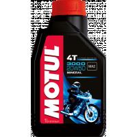 MOTUL 3000 4T 20W-50 - 1 литър