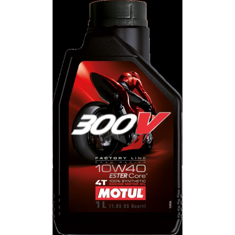 MOTUL 300V 4T 10W-40 - 1 литър