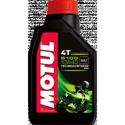 MOTUL 5100 4T 10W-40 - 1 литър
