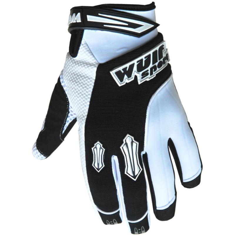 Крос ръкавици Wulf STRATOS WHITE
