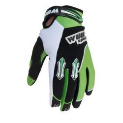 Крос ръкавици WULFSPORT STRATOS GREEN