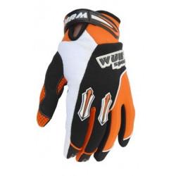 Крос ръкавици WULFSPORT STRATOS ORANGE