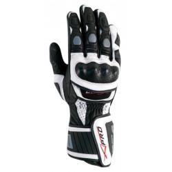 Ръкавици A-PRO COBRA  WHITE/SILVER