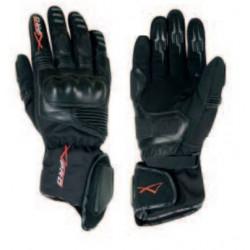 Текстилни ръкавици A-PRO ARTIK  WATERPROOF BLACK