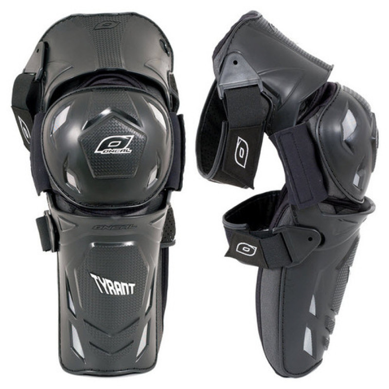 Крос наколенки O'neal Tyrant Knee Guards BLACK