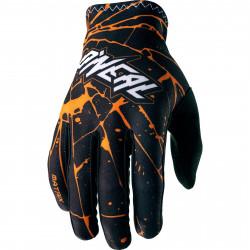 Мотокрос ръкавици O'NEAL ENIGMA BLACK/ ORANGE