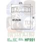 Маслен филтър HIFLO HF551 thumb