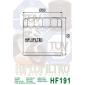 Маслен филтър HIFLO HF191 thumb