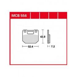 Мото накладки TRW MCB556