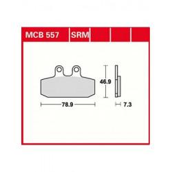 Мото накладки TRW MCB557SRM