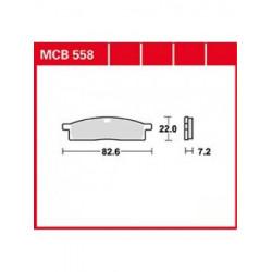 Мото накладки TRW MCB558SI