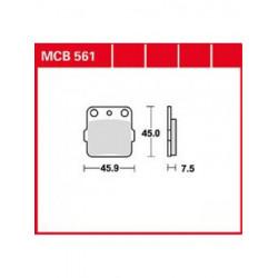 Мото накладки TRW MCB561SI