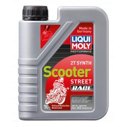 Моторно масло мотопеди и скутери LIQUI MOLY SCOOTER STREET 2T - 1 литър
