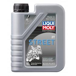 Моторно масло за мотоциклети LIQUI MOLY 2T STREET