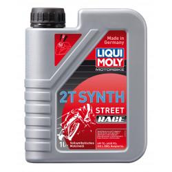 Моторно масло за мотоциклети LIQUI MOLY 2T SYNTH STREET RACE