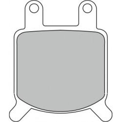 Накладки FERODO FDB213P
