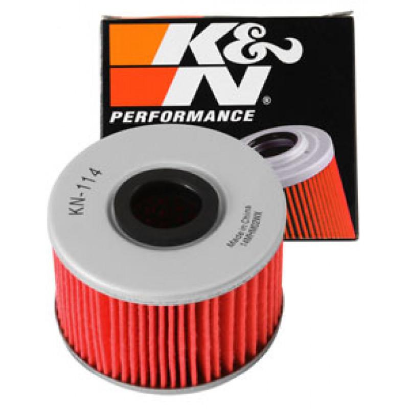 Маслен филтър K&N KN114