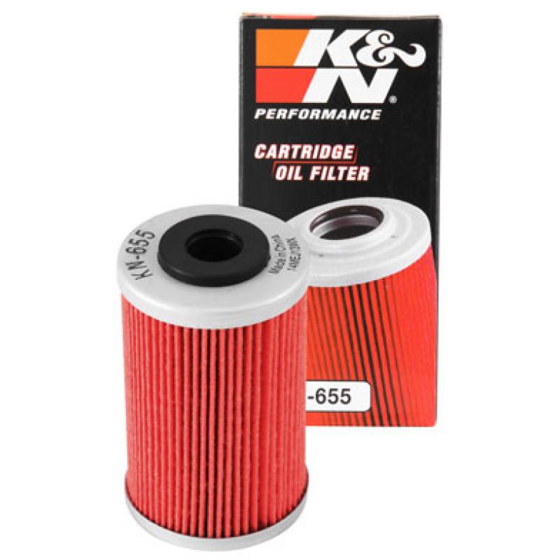 K&N маслен филтър KN-655 thumb