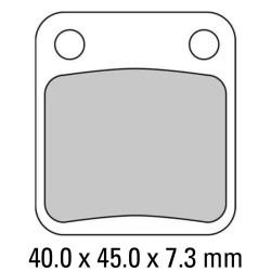 Накладки FERODO FDB250SG