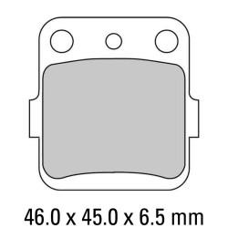 Накладки FERODO FDB661SG