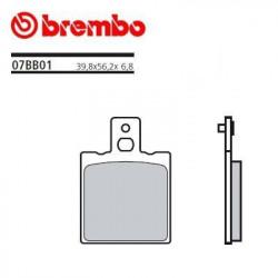 Оригинални накладки BREMBO 07BB0106