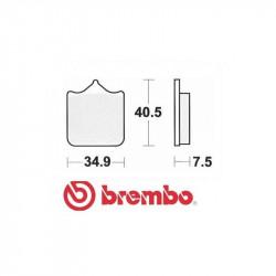 Спортни накладки BREMBO 07BB05RC