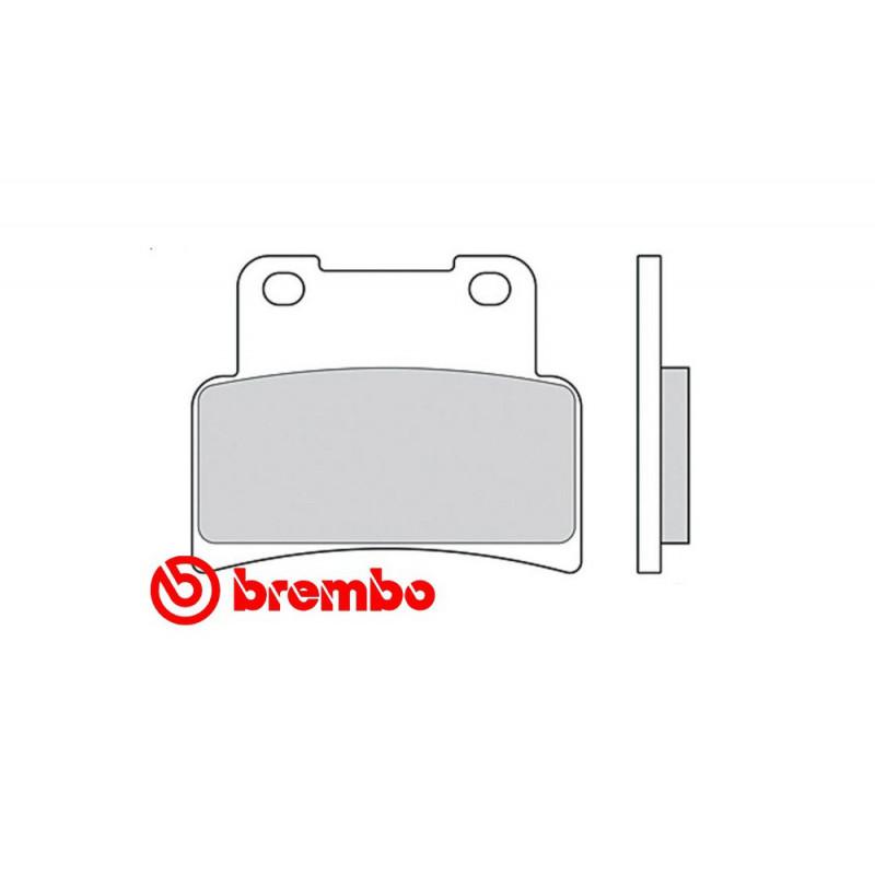 Накладки BREMBO 07GR77SA thumb