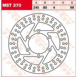 ПРЕДЕН СПИРАЧЕН ДИСК TRW-LUCAS MST370