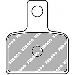 Накладки FERODO FDB2267SG