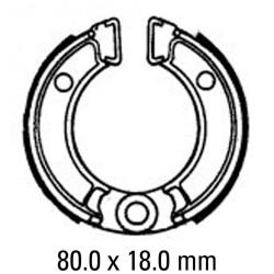 Предни/Задни мото накладки FERODO FSB702