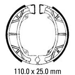 Предни/Задни мото накладки FERODO FSB704